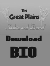 The Great Plains - Saskia and Darrel