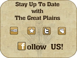 The Great Plains is on Facebook, Twitter, YouTube, MySpace and Reverbnation.  Follow us to stay up to date with what the Great Plains are doing.